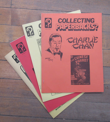Collecting Paperbacks? Vol. 4 Nos. 1-4