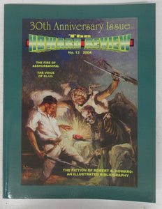 The Howard Review,  30th Anniversary Issue
