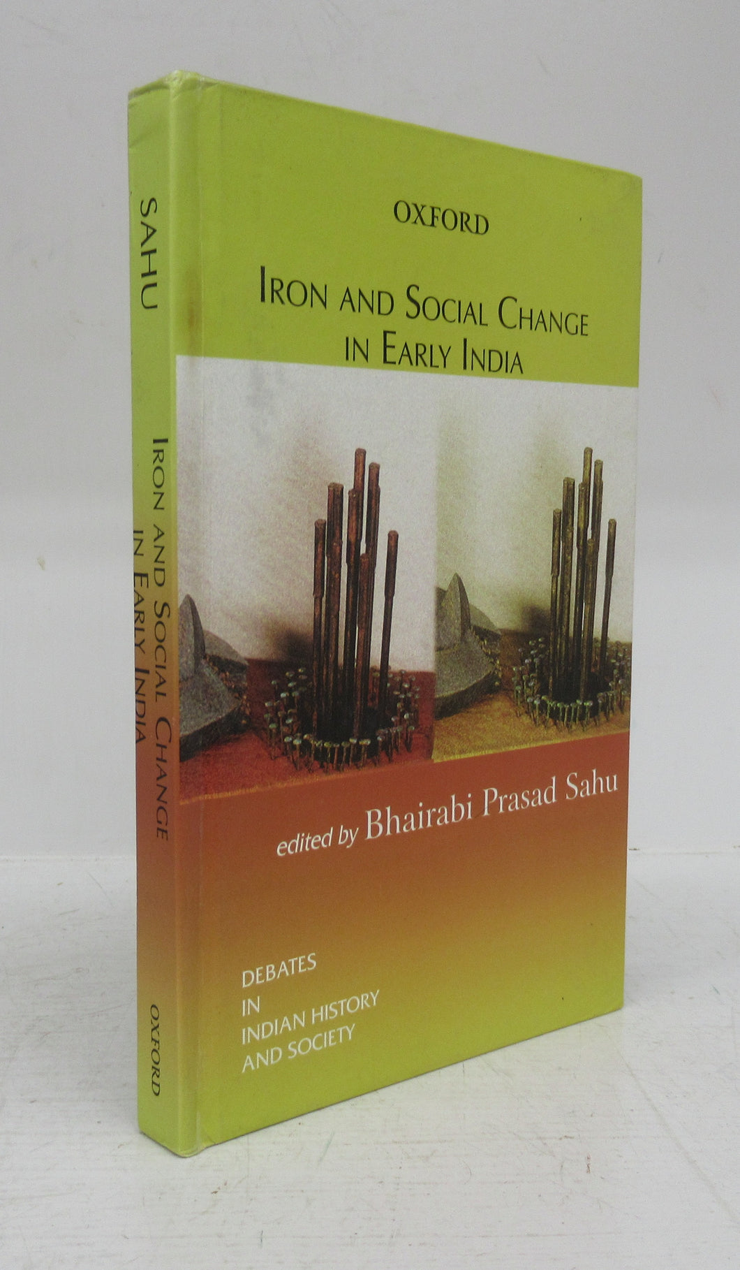 Iron and Social Change in Early India
