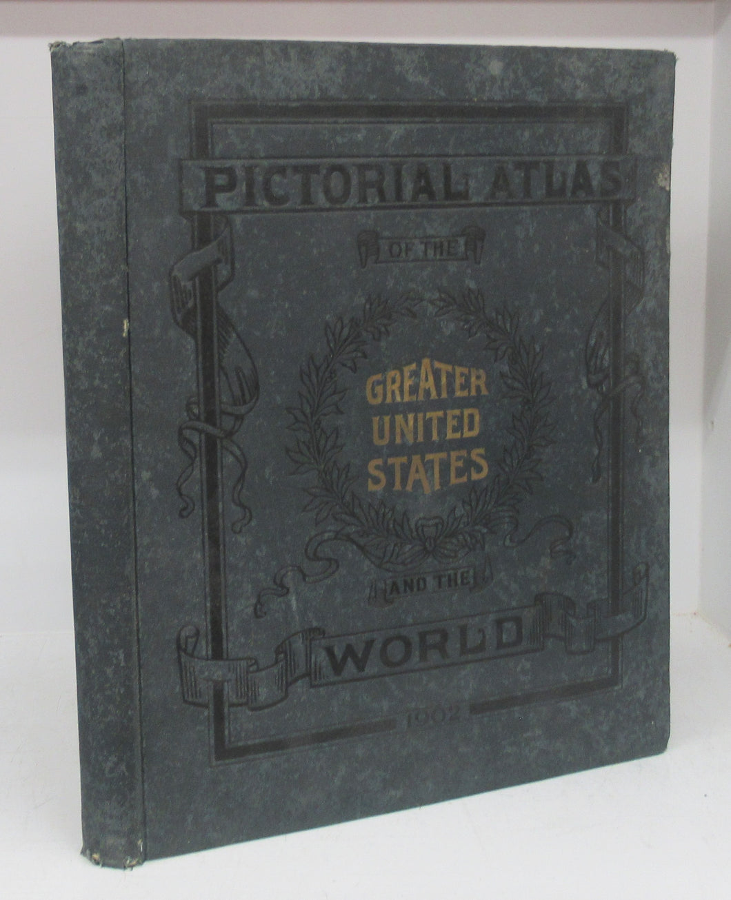 Pictorial Atlas of the Greater United States and the World