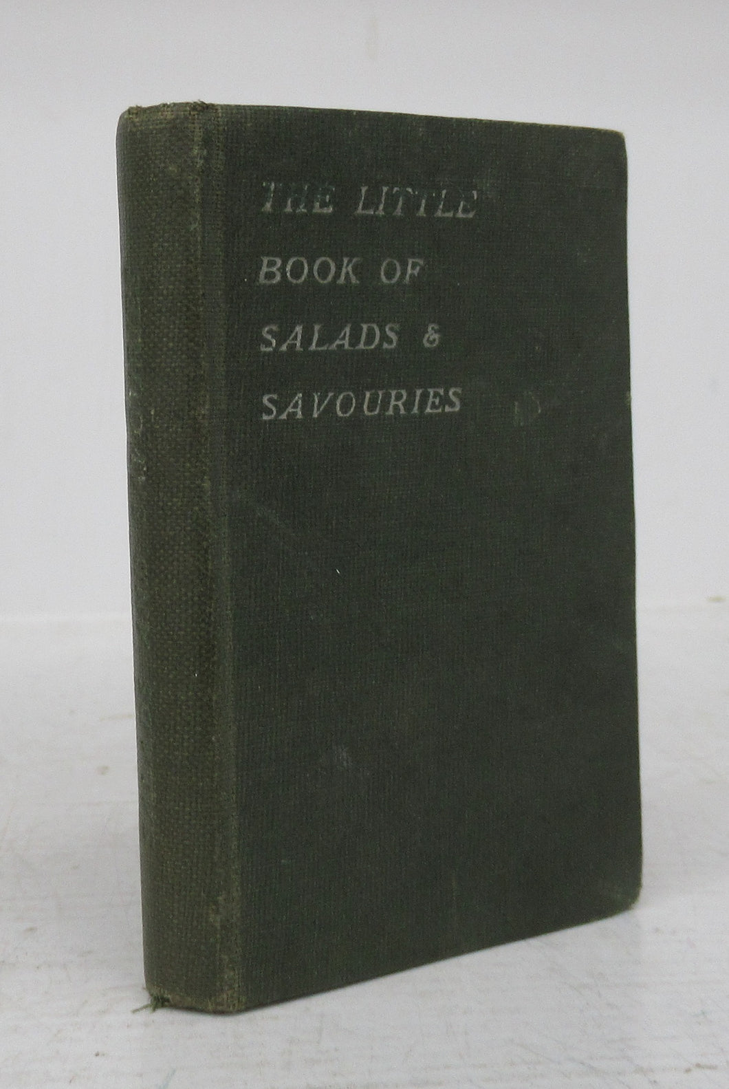 The Little Book of Salads and Savouries