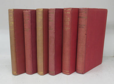 The Works and Life of Christopher Marlowe. 6 vols.