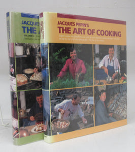 Jacques Pepin's The Art of Cooking
