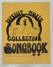 Berkeley Music Collective Songbook