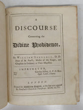 A Discourse Concerning the Divine Providence