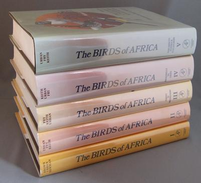 The Birds of Africa