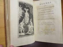 Hermes or a Philosophical Inquiry Concerning Universal Grammar