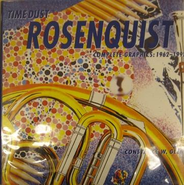 Time Dust James Rosenquist Complete Graphics: 1962-1992