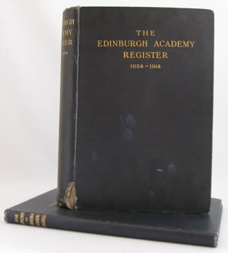 The Edinburgh Academy Register; War Supplement to the Edinburgh Academy Register