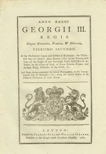 ANNO VICESIMO SEGUNDO Georgii III. Regis. CAP. LXXI. An Act more effectually to prevent His Majesty's Enemies from being supplied with Ships or Vessels from Great Britain