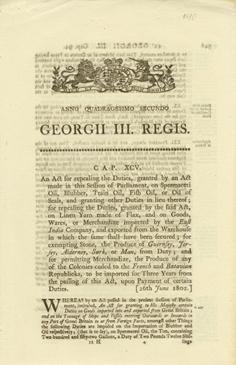 Anno Quadragesimo Secundo. GEORGII III. REGIS. CAP> XCV. An Act for repealing the Duties, granted by an Act made in this Seffion of Parliament, on Spermaceti Oil, Blubber, Train Oil, Fifh Oil, or Oil of Seals, and granting other Duties in lieu thereof.