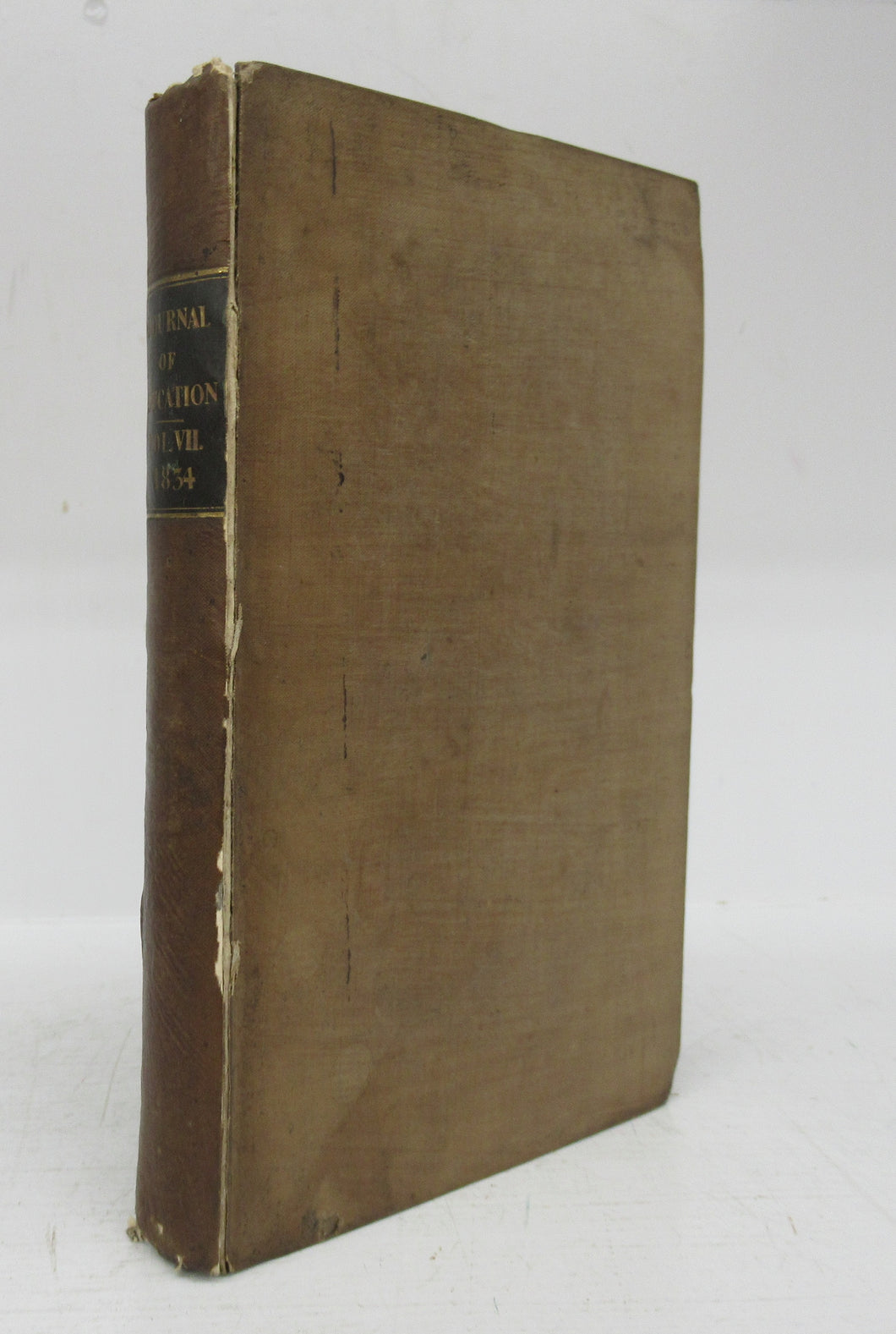 The Quarterly Journal of Education  1834