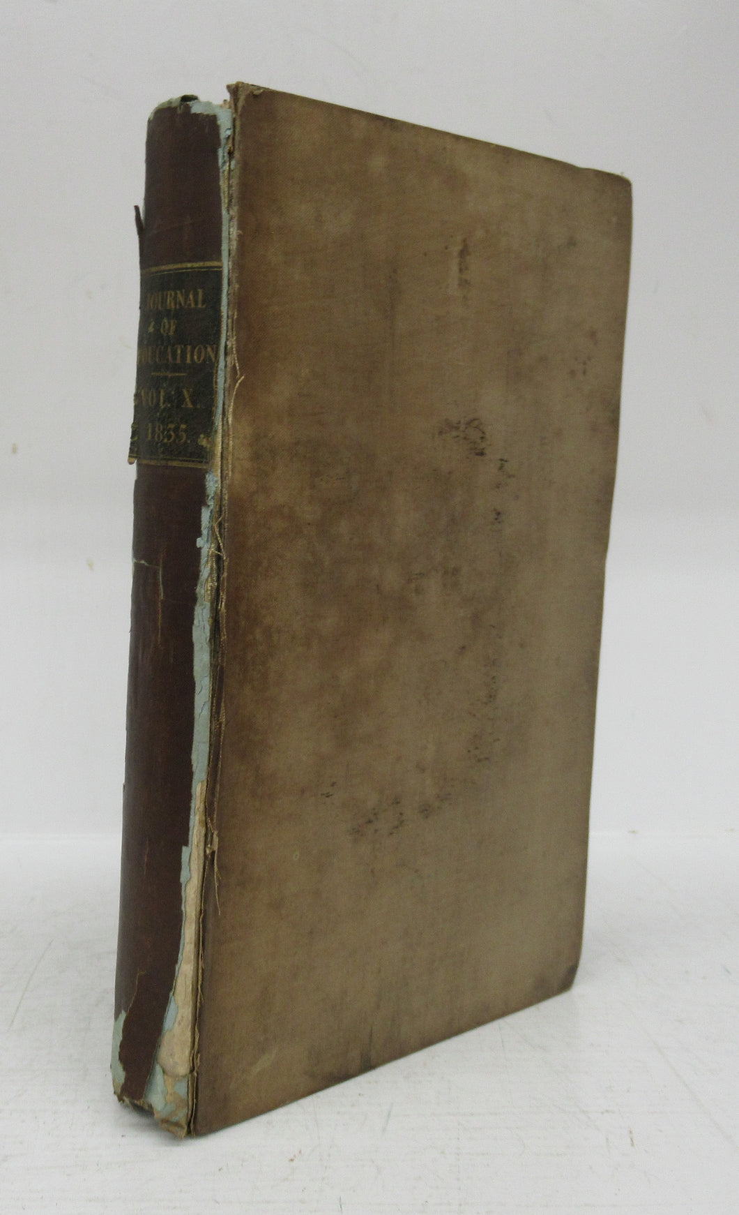 The Quarterly Journal of Education 1835