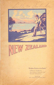 New Zealand: The Country, Its People and Resources