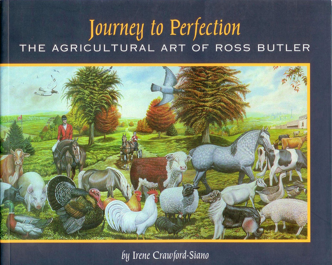 Journey to Perfection: The Agricultural Art of Ross Butler
