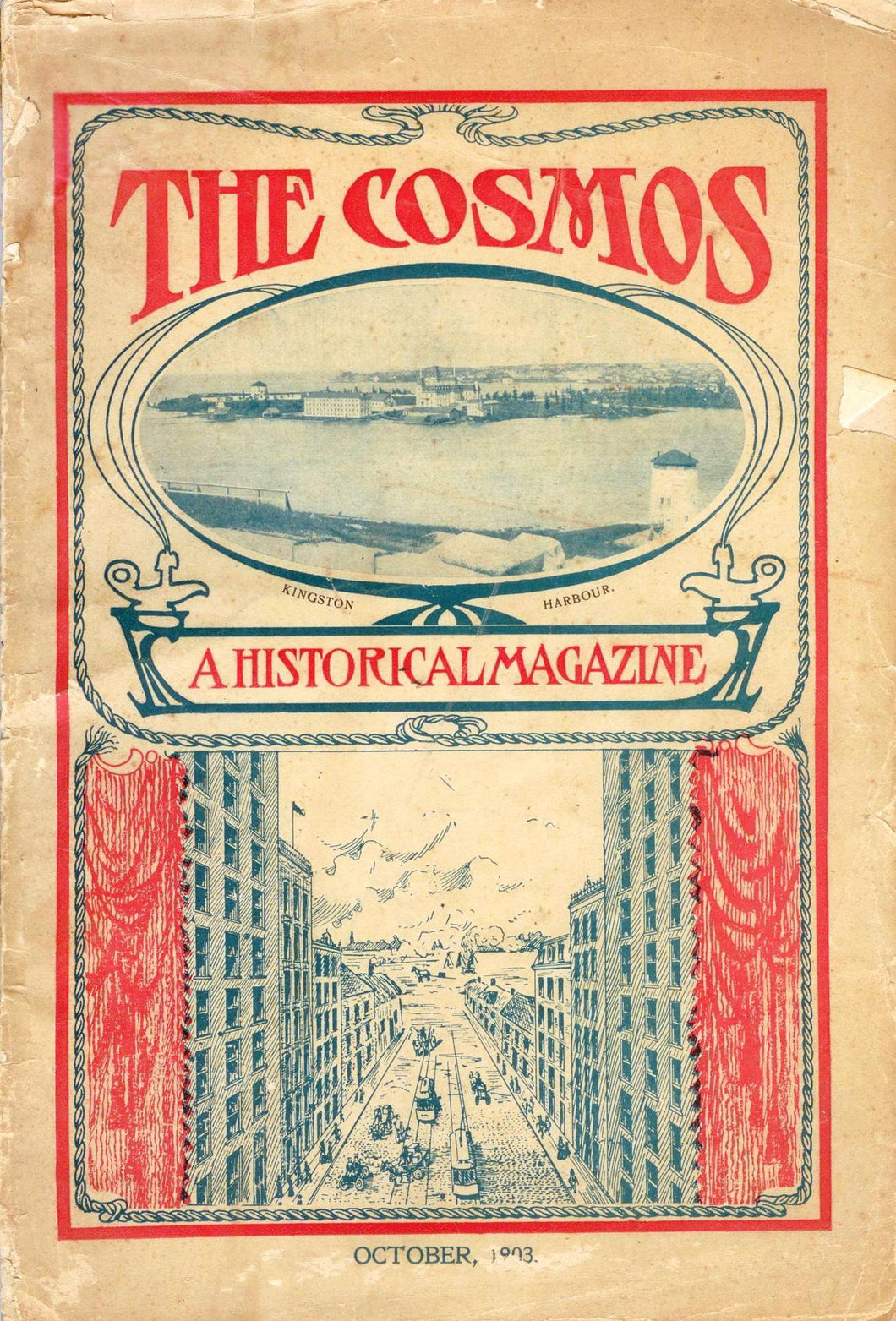The Cosmos: A Historical Magazine