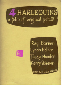 4 Harlequins: a folio of original prints
