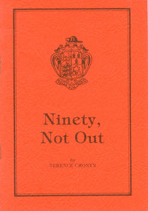 Ninety, Not Out