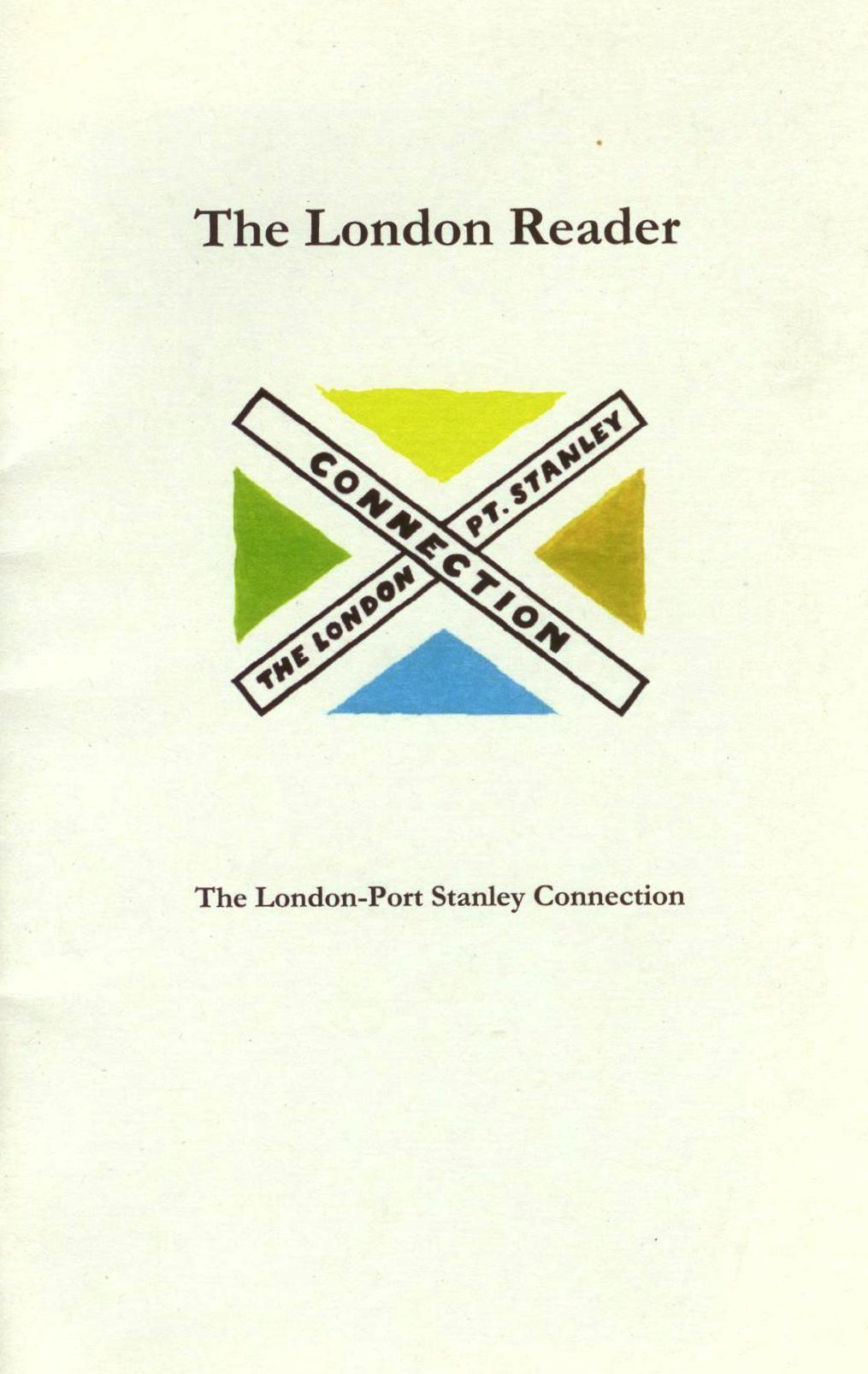 The London-Port Stanley Connection