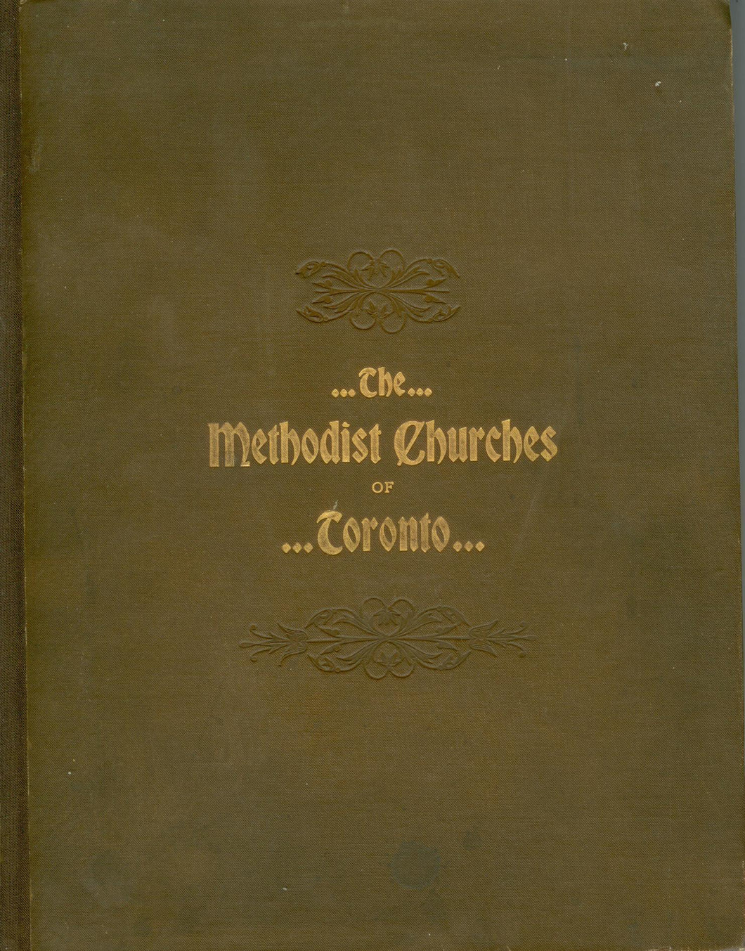 The Methodist Churches of Toronto