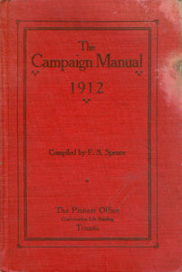 The Campaign Manual 1912