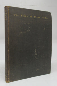 The Poems of Shane Leslie