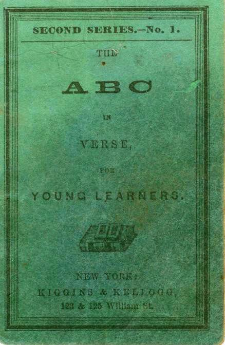 The ABC in Verse, for Young Learners