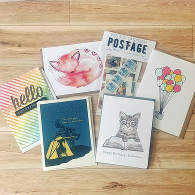 Snail Mail Care Package