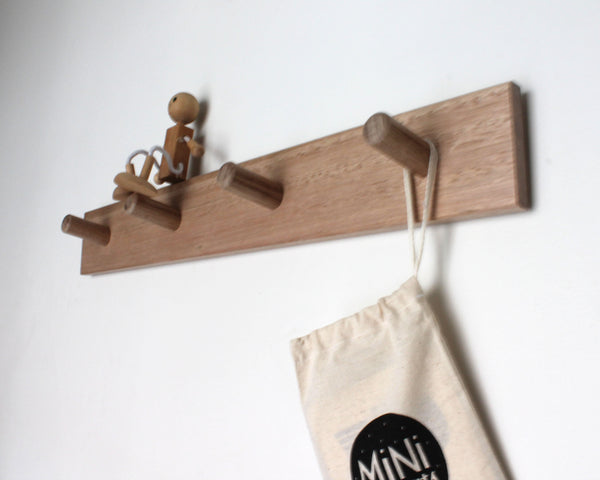 Kids Room Decor - Coat Rack - Childrens Room Decor - Australia - Home Decor - Storage  - Wall Coat Rack