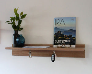 Entryway Shelf | Key Holder | Wall Organiser