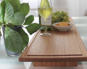 Large Serving Platter | Wooden Tray