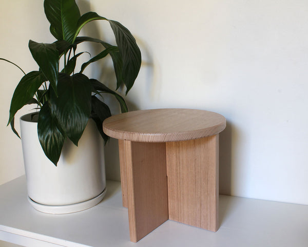 Plant Stand - Wooden Plant Stand