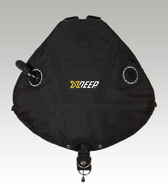 XDEEP SIDEMOUNT BLADDERS STEALTH 2.0 TEC WING
