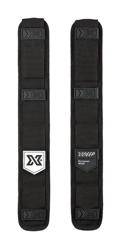 XDEEP BACKMOUNT 3D MESH SHOULDER STRAP PADS