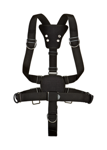 XDEEP SIDEMOUNT HARNESS STEALTH 2.0 HARNESS WITH NO WING