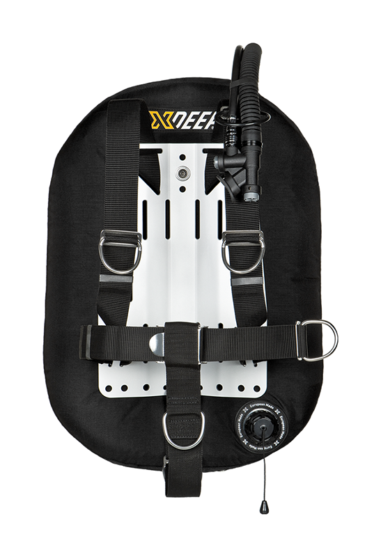XDEEP BACKMOUNT ZEOS 38 STANDARD FULL SET