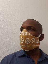 Face Mask de Woodin