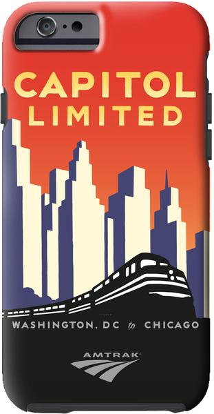 Amtrak iPhone Cases