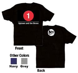 #1 (Uptown and the Bronx) Youth T-Shirt