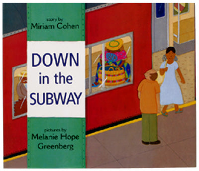 Down in the Subway Book