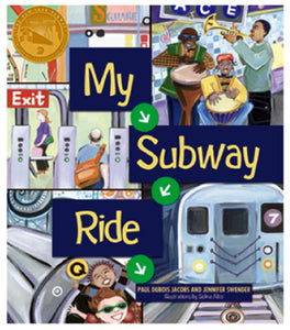 My Subway Ride Book