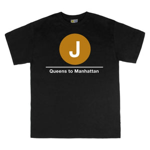 J (Queens to Manhattan) T-Shirt