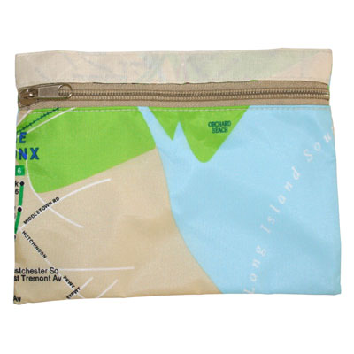 Subway Map Flat Inner Bag