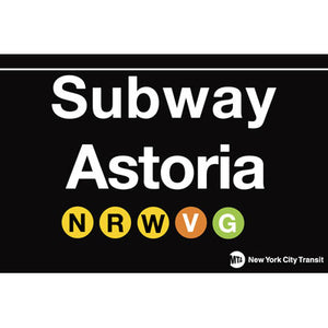 Astoria Magnet