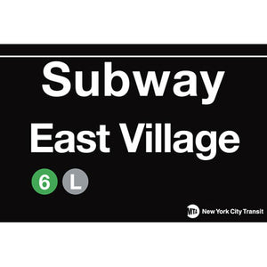 East Village Magnet