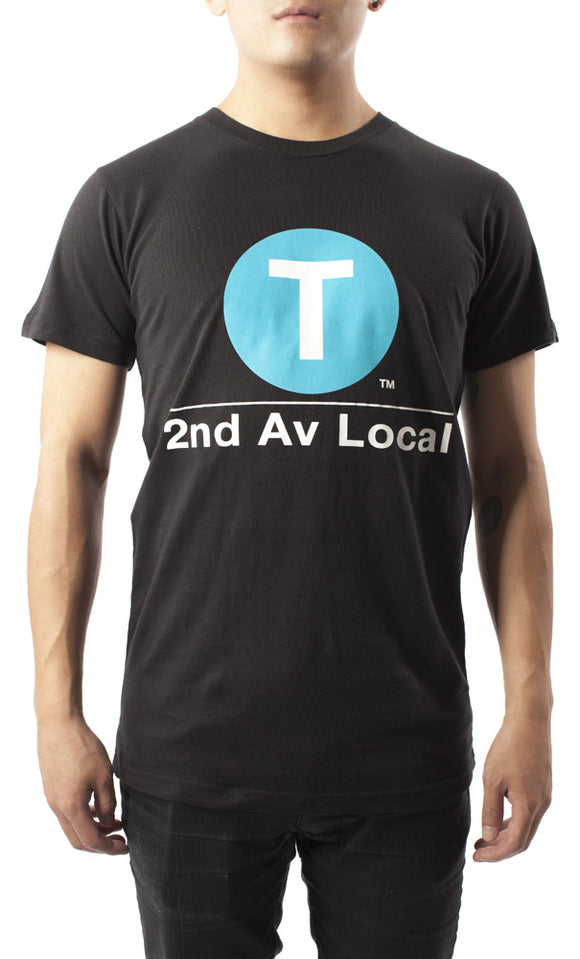 T (2nd Av Local) T-Shirt