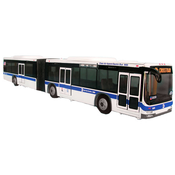 MTA Articulated Bus Large Model