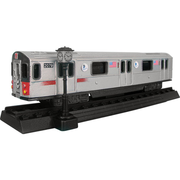 MTA Die Cast Subway Car Model