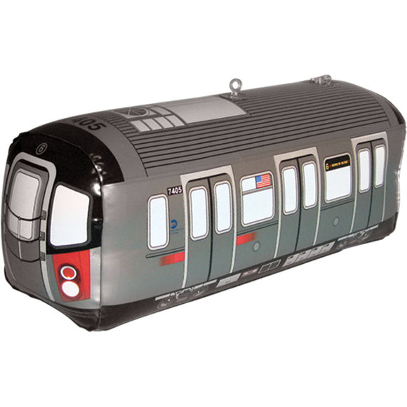 MTA Inflatable Subway Car Toy