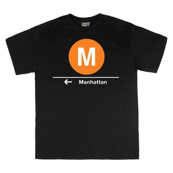 M (Manhattan) T-Shirt